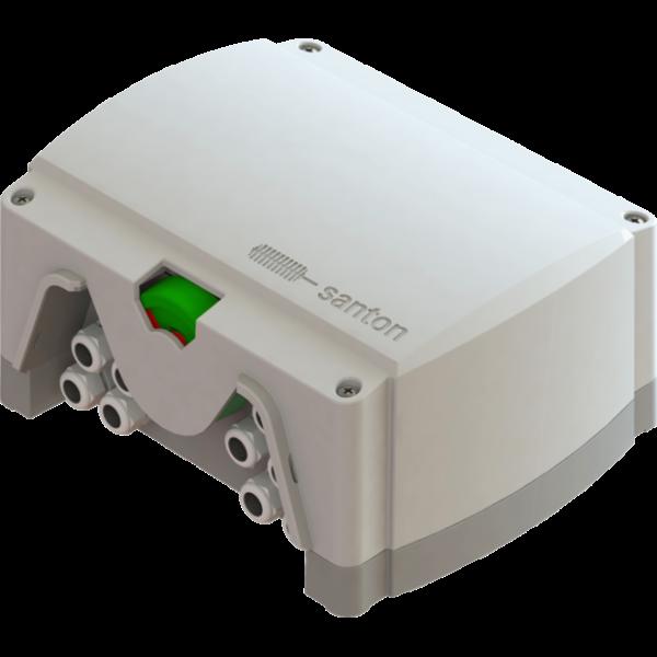 Rozlacznik Santon DC DFS-14, 4-polowy (do 2 łańcuchów lub 2 MPPT)