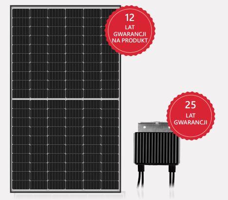 Solaredge Moduły Smart - 360W, 60 ogniw, SPV360-R60LWMG
