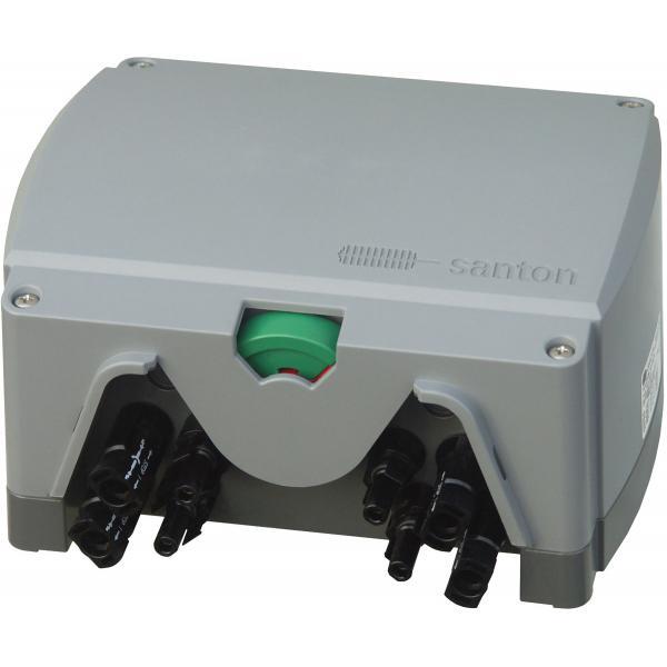 Santon - rozłącznik DC DFS-14-MC4, 4-polowy (do 2 łańcuchów lub 2 MPPT)